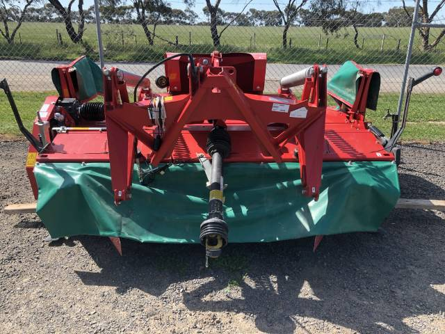 KVERNELAND TA-3632FR MOWER-CON FRONT MOUNTED ROLLER CONDITIONER