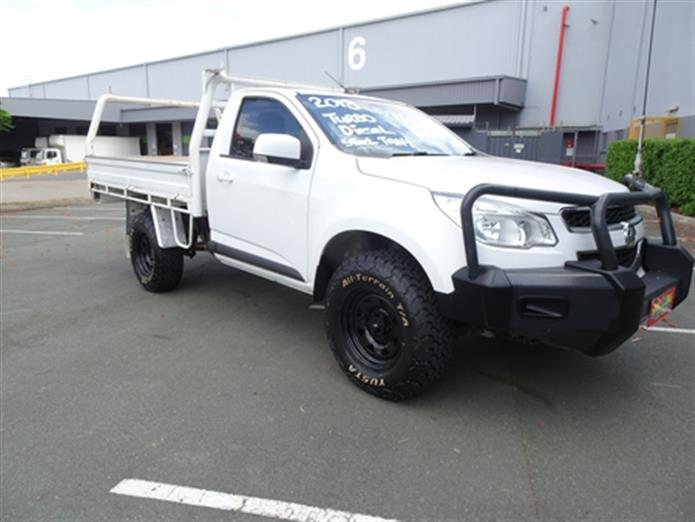 2013 HOLDEN COLORADO - $17,000 - Photo [13986101]