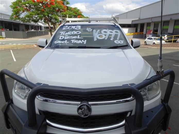2013 HOLDEN COLORADO - $17,000 - Photo [13986102]
