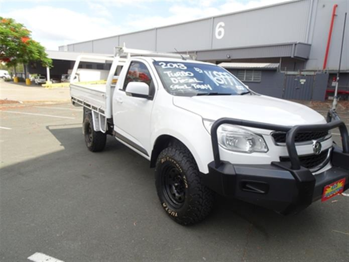 2013 HOLDEN COLORADO - $17,000 - Photo [13986114]