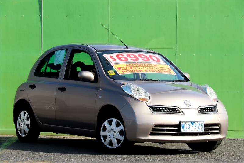 2008 Nissan Micra for sale - $7,333